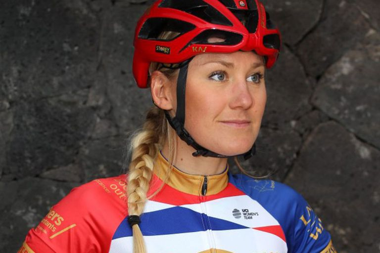 Joscelin Lowden. Image: Storey Racing