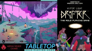 A Hyper Light Drifter tabletop RPG is on the way, and it's pixel art perfection