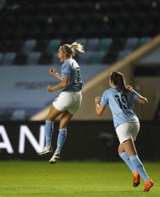 Manchester City v Arsenal – Vitality FA Women's Cup – Semi Final – Academy Stadium