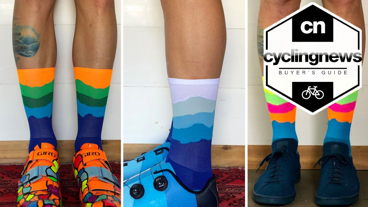 The best cycling socks: colourful, comfortable and cleverly constructed socks for cycling