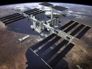 U.S., Japanese Firms Team Up on ISS Supply Plan