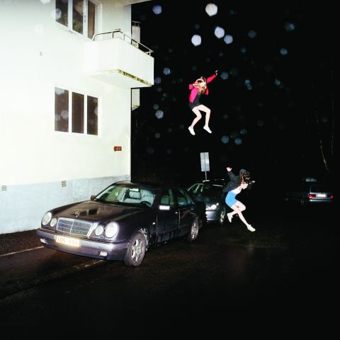 Cover art for Brand New - Science Fiction album