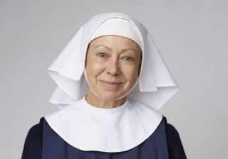 Sister Julienne in Call the Midwife.