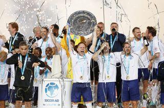 Soccer Aid 2021 England squad