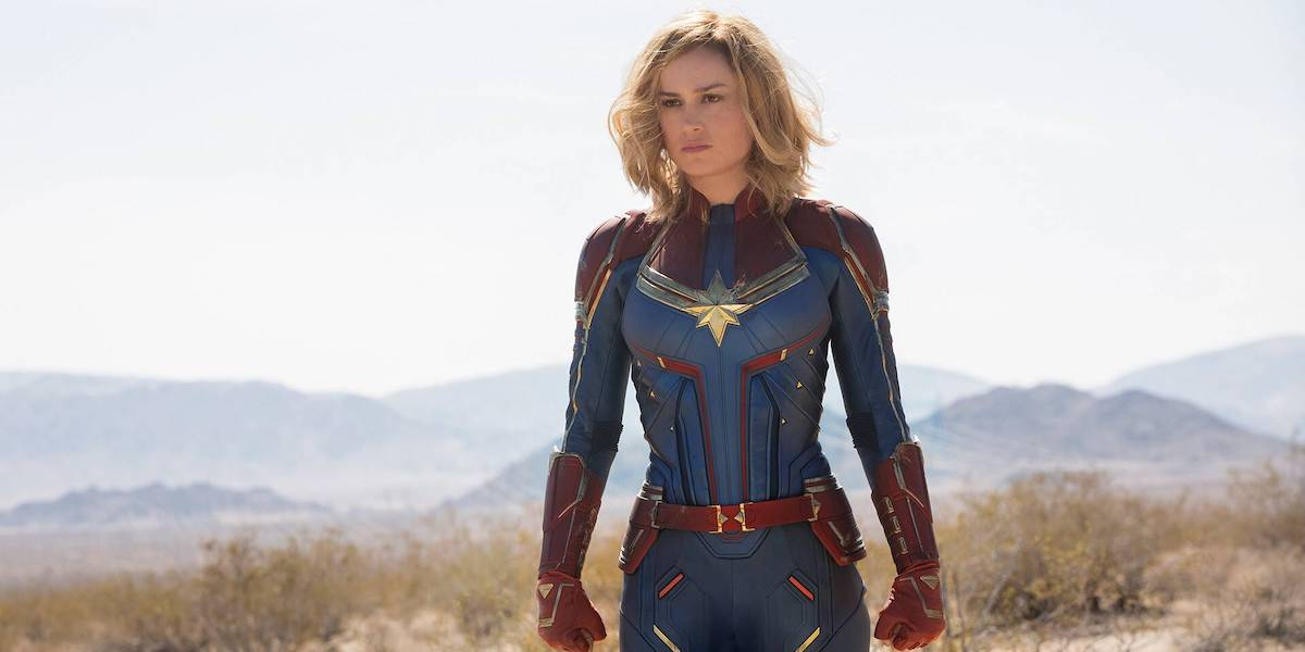 Captain Marvel's Brie Larson Shared Her First Quarantine Workout Online And Ouch