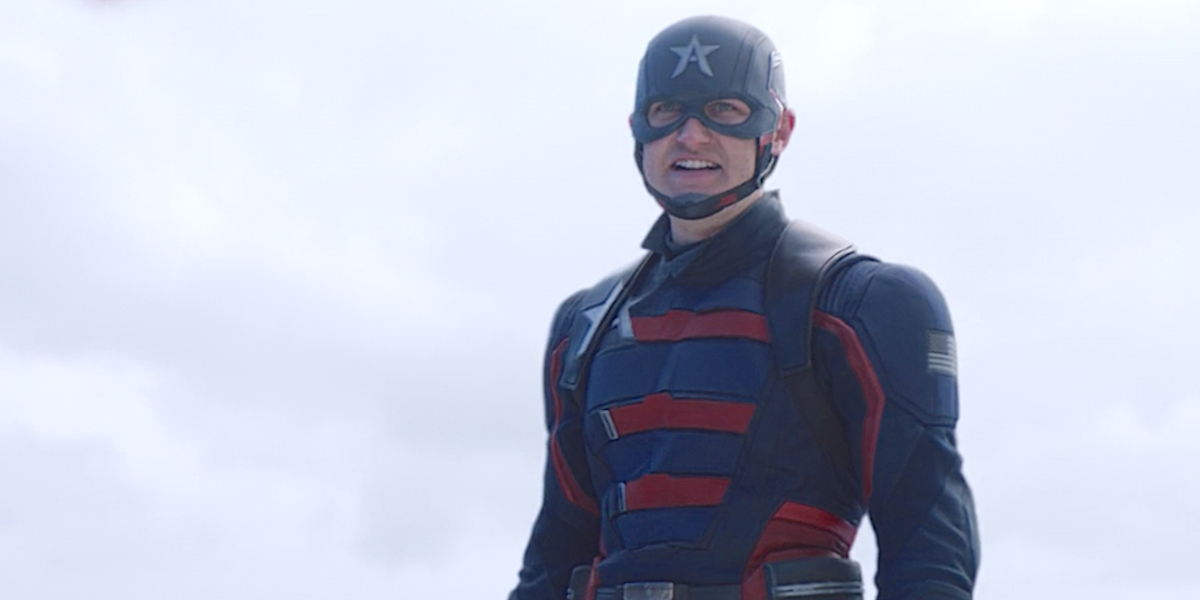 Wyatt Russell as the new Captain America