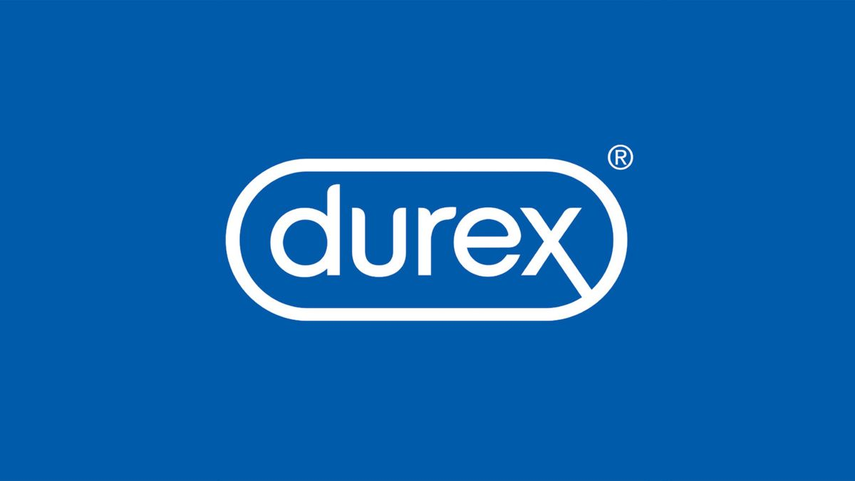 Durex rebrand hits the spot with a sexy new logo