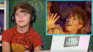 Kids react to Motley Crue