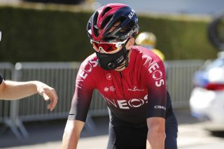 Tour de l'Ain 2020 - 1st stage Montreal la Cluse - Ceyzeriat 139,5 km - 07/08/2020 - Chris Froome (GBR - Team Ineos) - photo Tim van Wichelen/CV/BettiniPhoto©2020