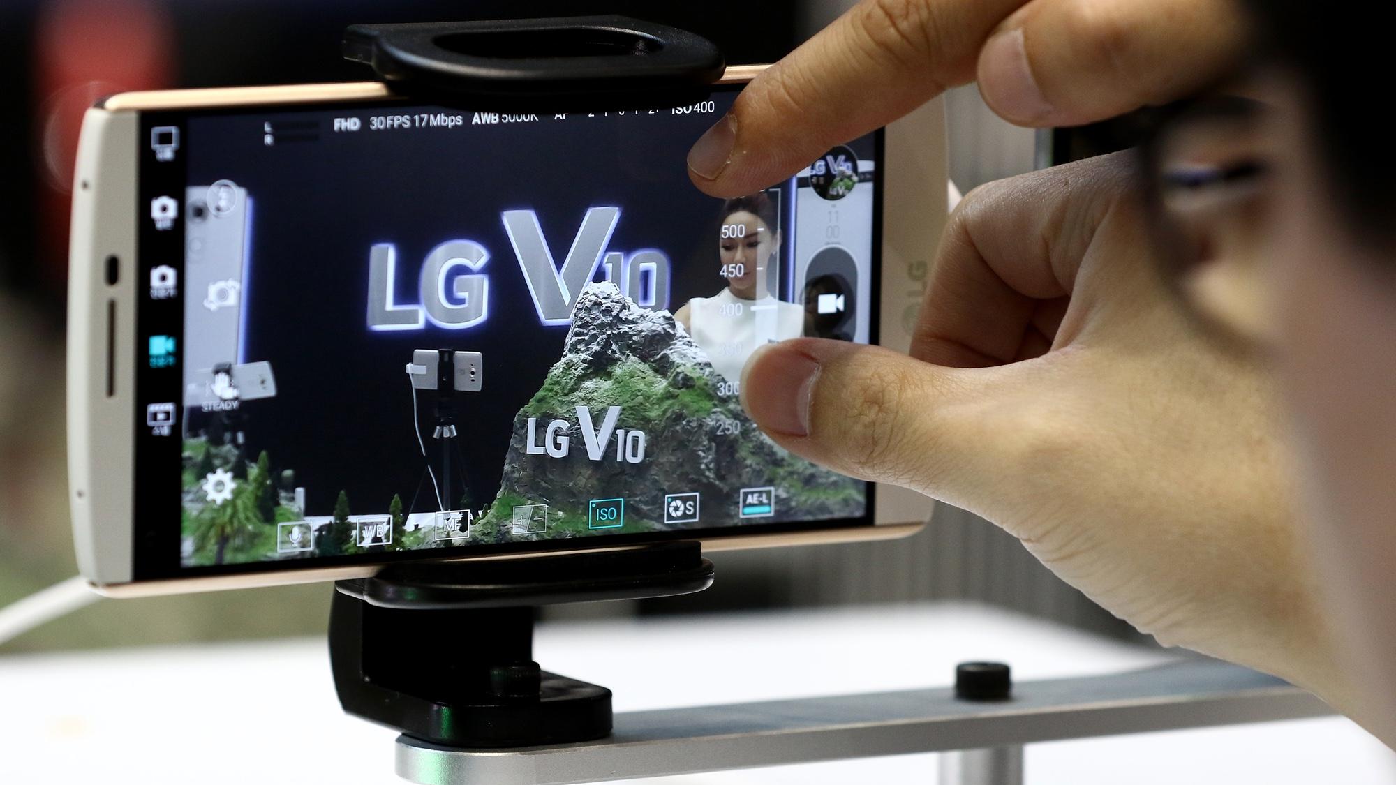 Лучшие и худшие телефоны LG: LG V10