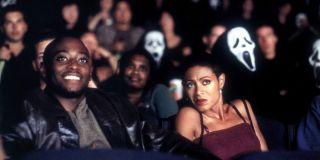 Scream 2 movie theater scene
