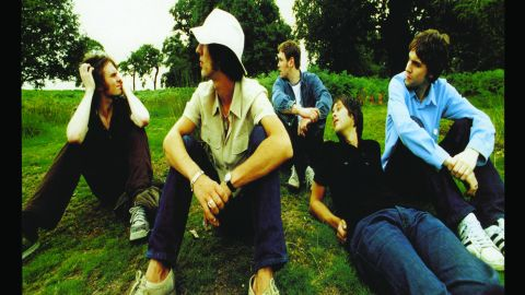 Cover art for The Verve - Urban Hymns album