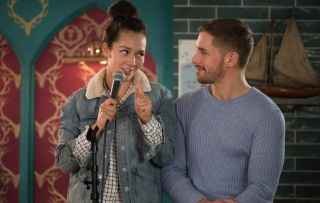 Cleo is over the moon when Brody asks her out on a date