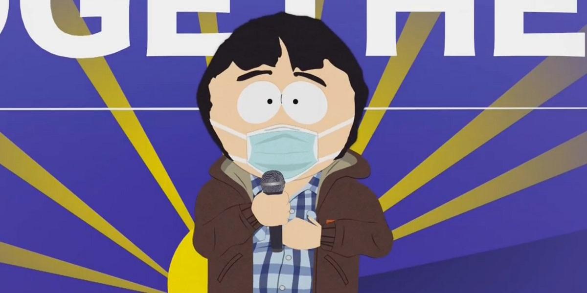 Randy Marsh South Park Comedy Central