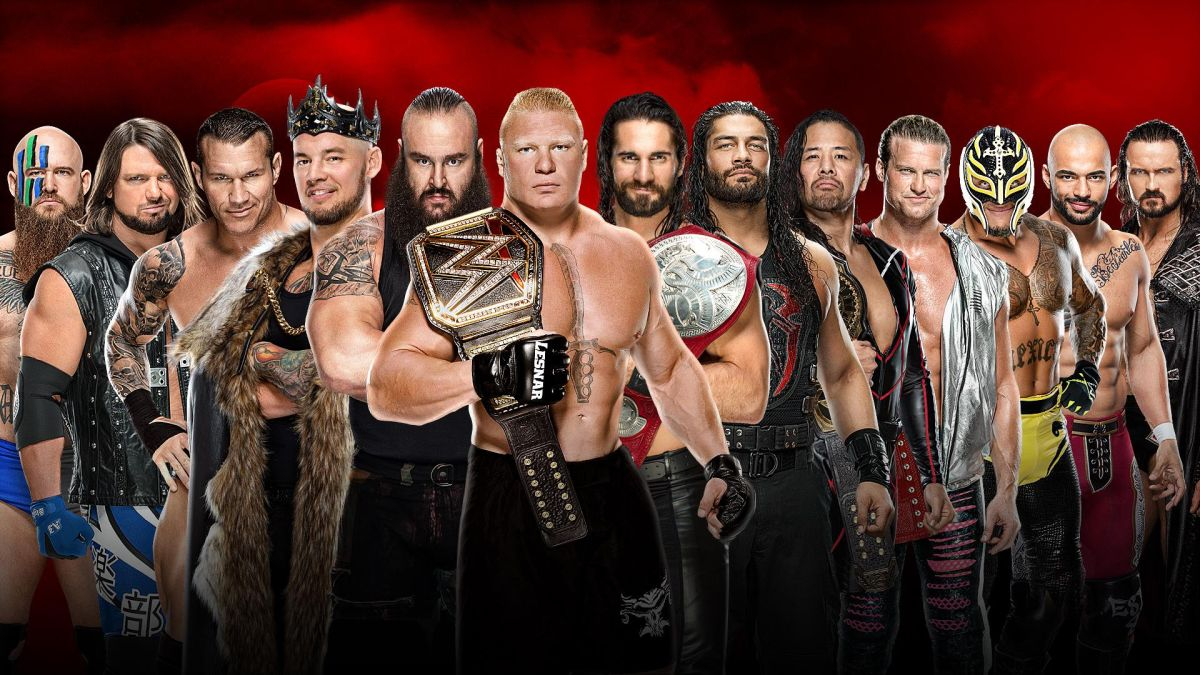 2020 Royal Rumble live streams, match card, start time, entrants and rumors