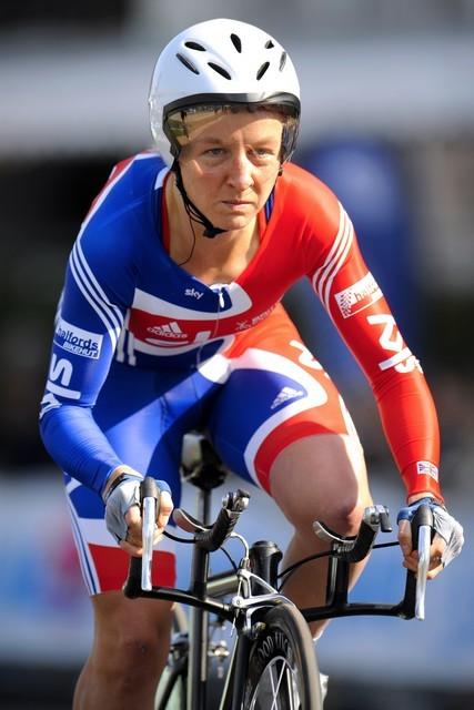 Emma Pooley Worlds 2008 TT