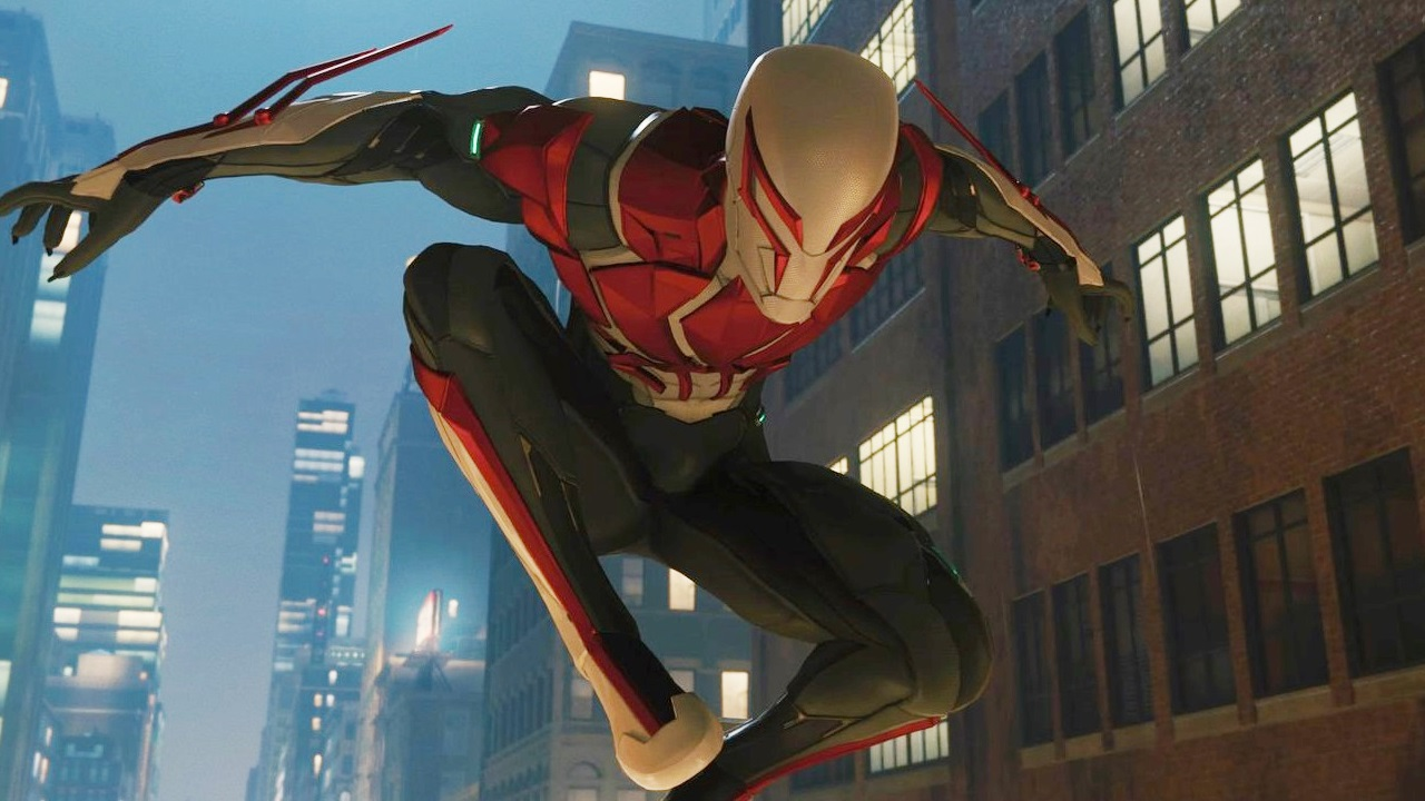 I can't stop collecting Spider-Man PS4 suits | GamesRadar+