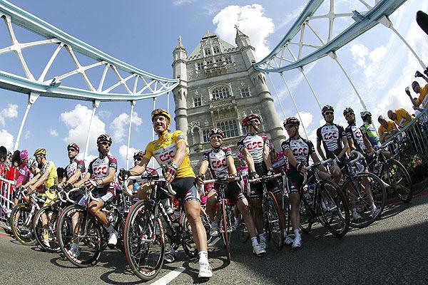 Tour de France 2007 London