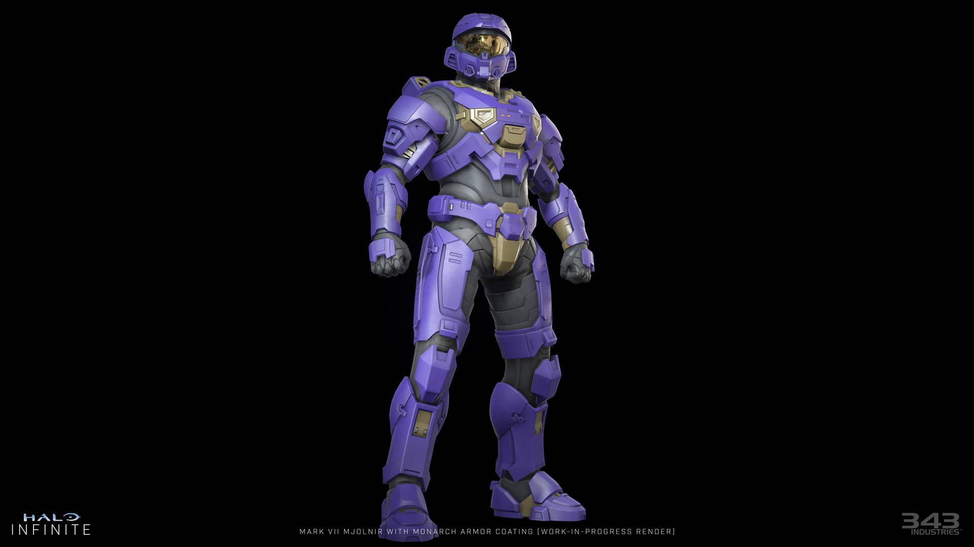 Halo Infinite armor