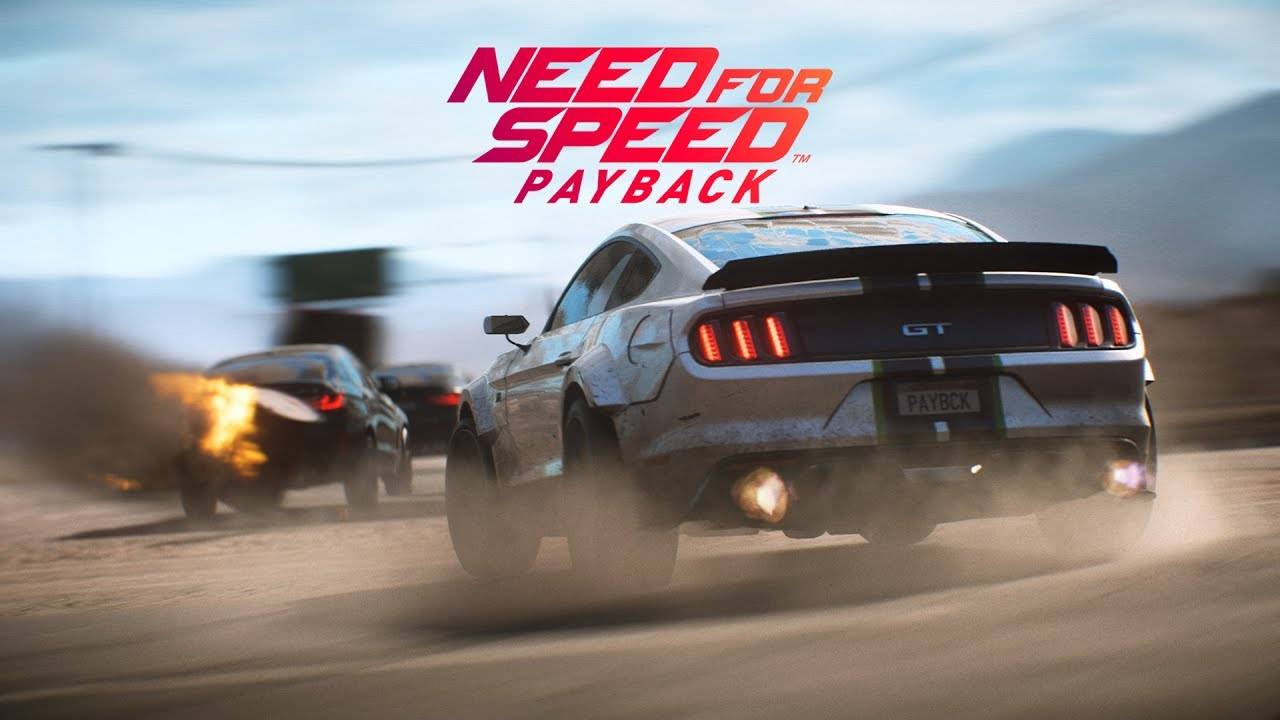 Need for Speed: Payback PS Plus
