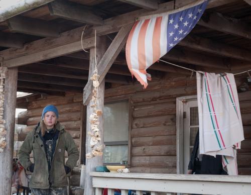 Winter's Bone - Jennifer Lawrence plays gutsy Ozark Mountain girl Ree in Debra Granik's gritty backwoods thriller