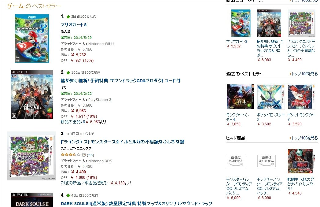 mario kart 8 is outselling ps4 on amazon japan. Black Bedroom Furniture Sets. Home Design Ideas