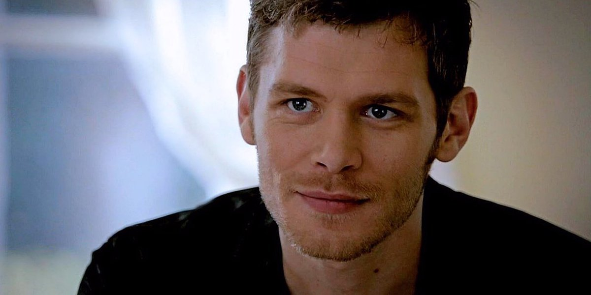 Joseph Morgan as Niklaus Mikaelson The Originals The CW