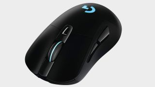 Logitech's G703 Lightspeed wireless gaming mouse is on sale for $70
