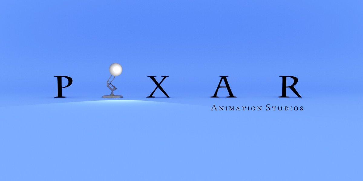 The Pixar logo