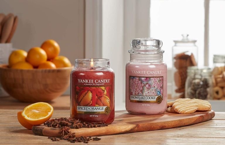 Yankee Candles Amazon sale