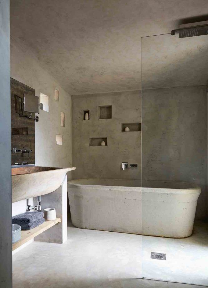 Concrete Bathroom Ideas The Best Looks
