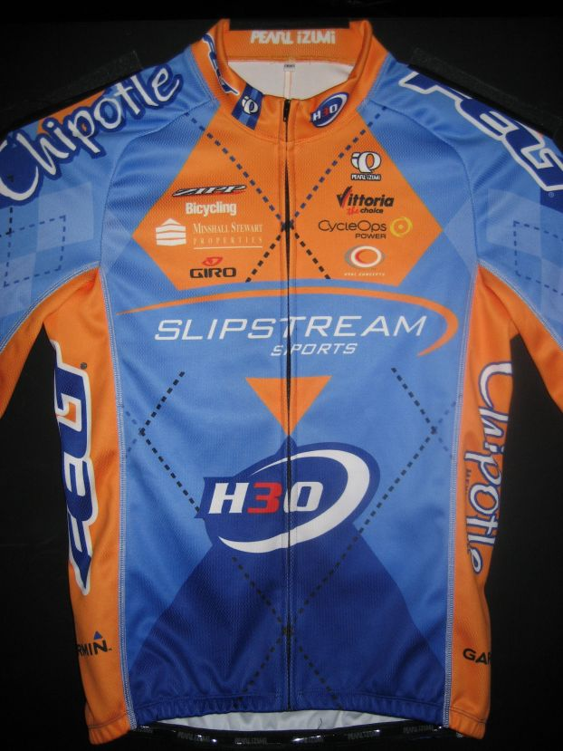 2008 Slipstream Jersey