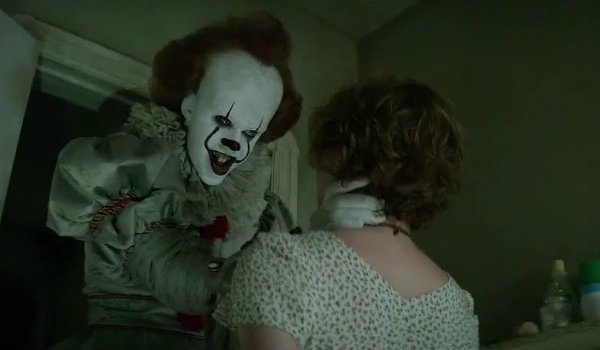 Pennywise IT Beverly