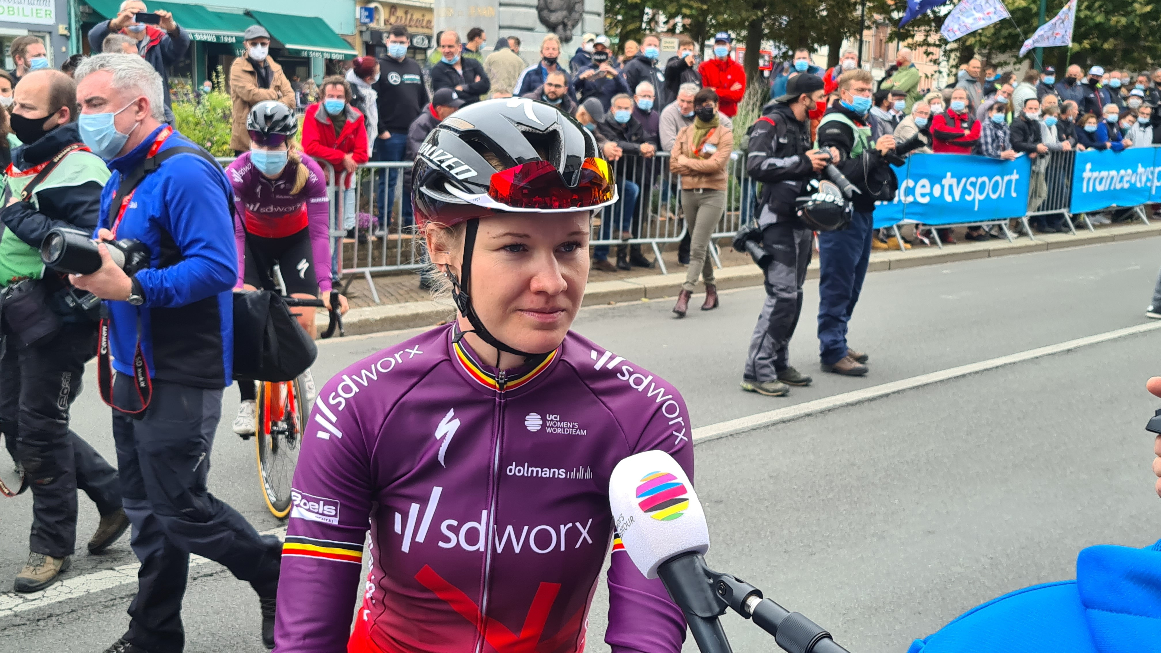 Paris-Roubaix Femmes 2021