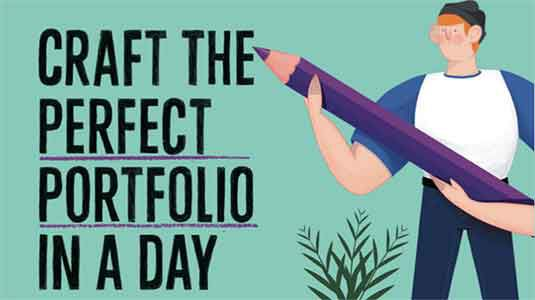 Craft the perfect portfolio in a day