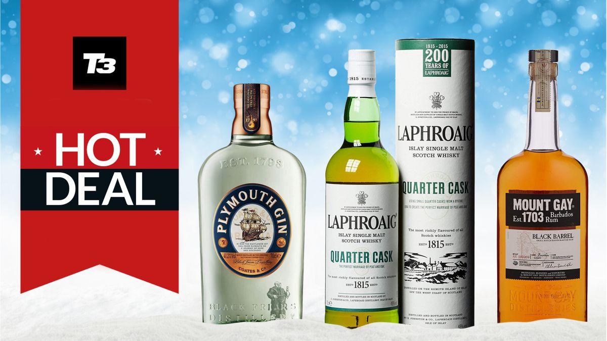 Amazon SLASHES alcohol prices in Christmas gift sale BONANZA