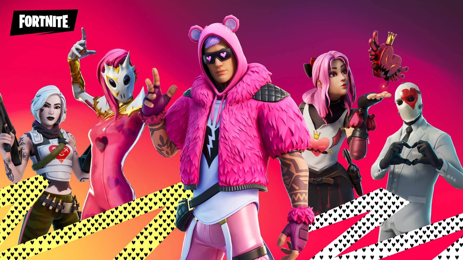Fortnite's Hearts Wild Valentine's Day event: What you need to know