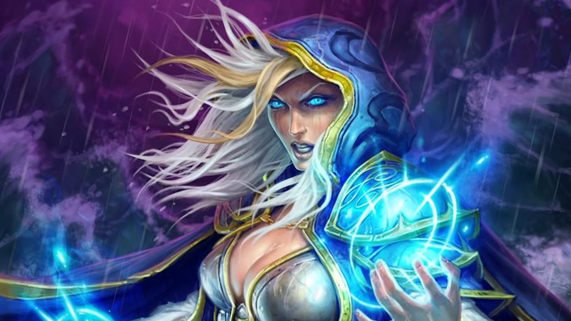 Hearthstone Classic Mage class