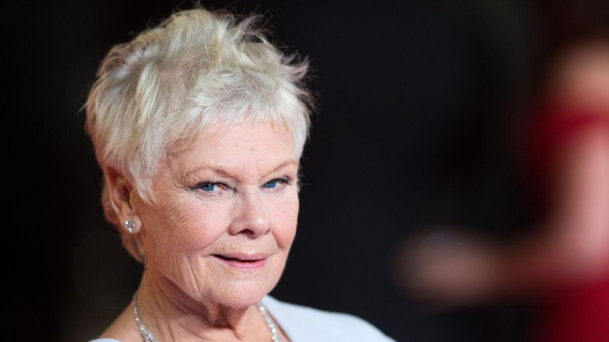 Judi Dench is '16 years old' at heart according to co-star in new Nazi film
