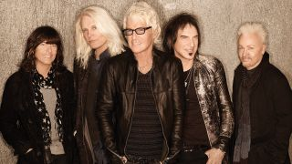 Photo of the band REO Speedwagon