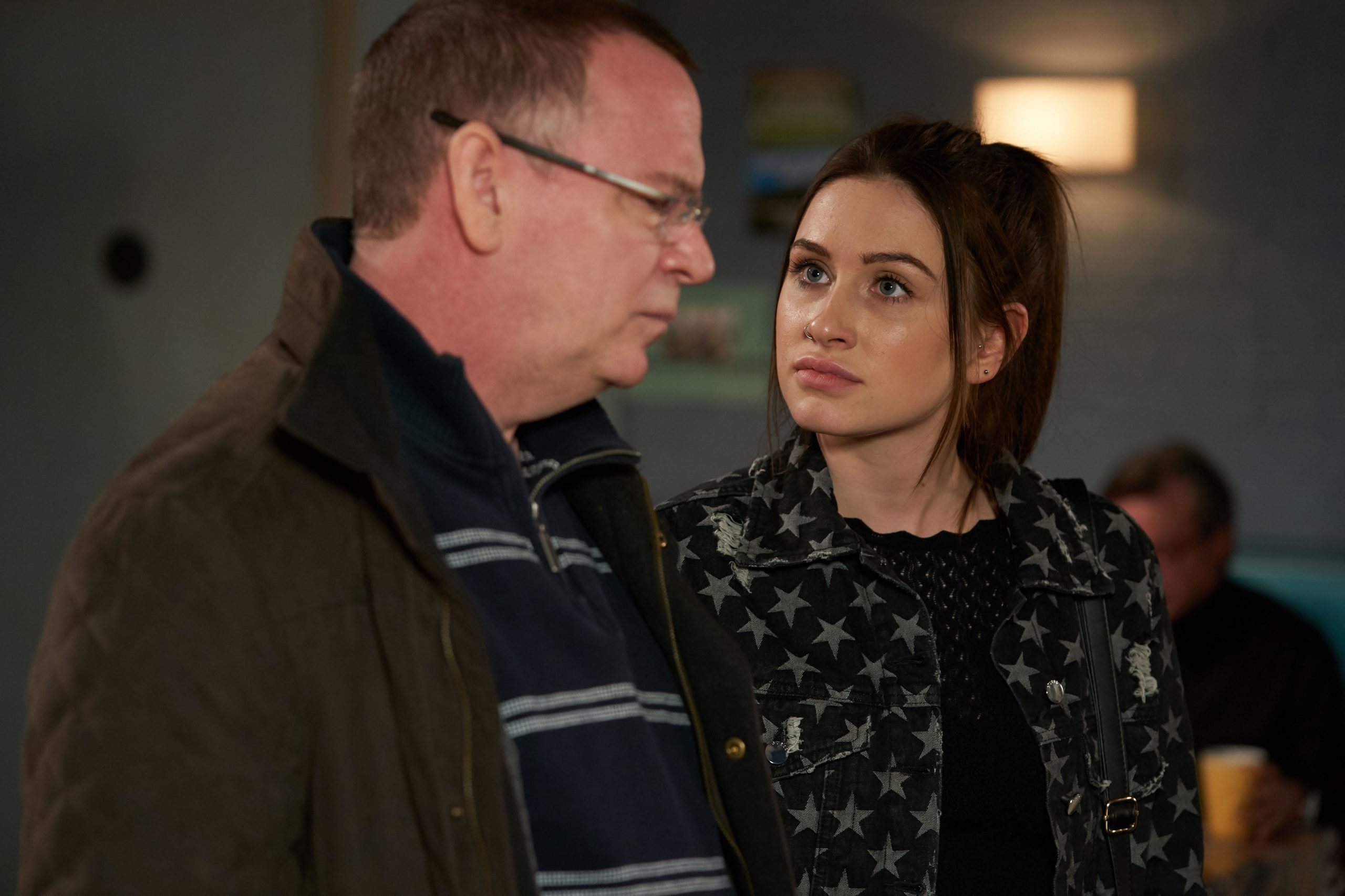Ian and Dotty EastEnders