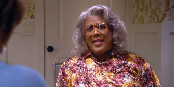 Madea in A Madea Family Funeral