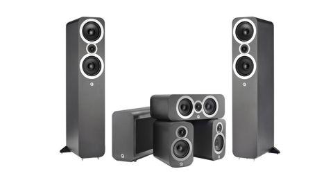 Q Acoustics 3050i 5.1 Cinema Pack