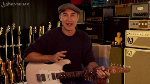 Justin Guitar Power Lessons review