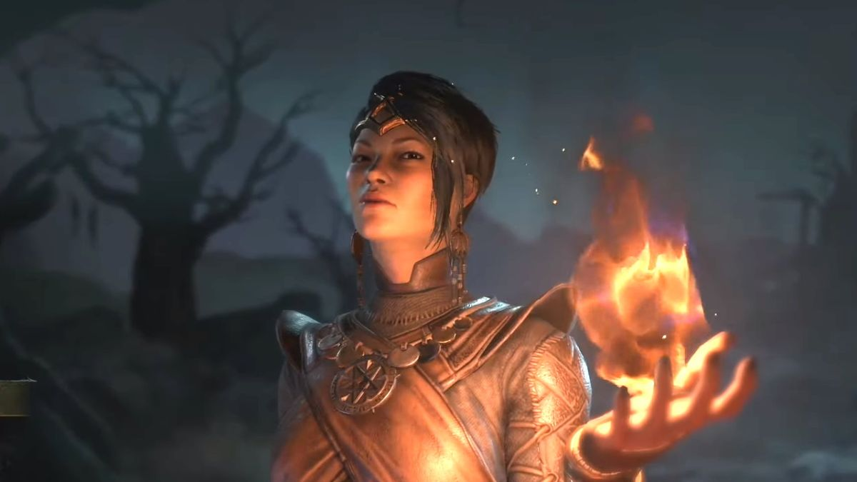 Watch Diablo 4 gameplay for all three classes revealed so far