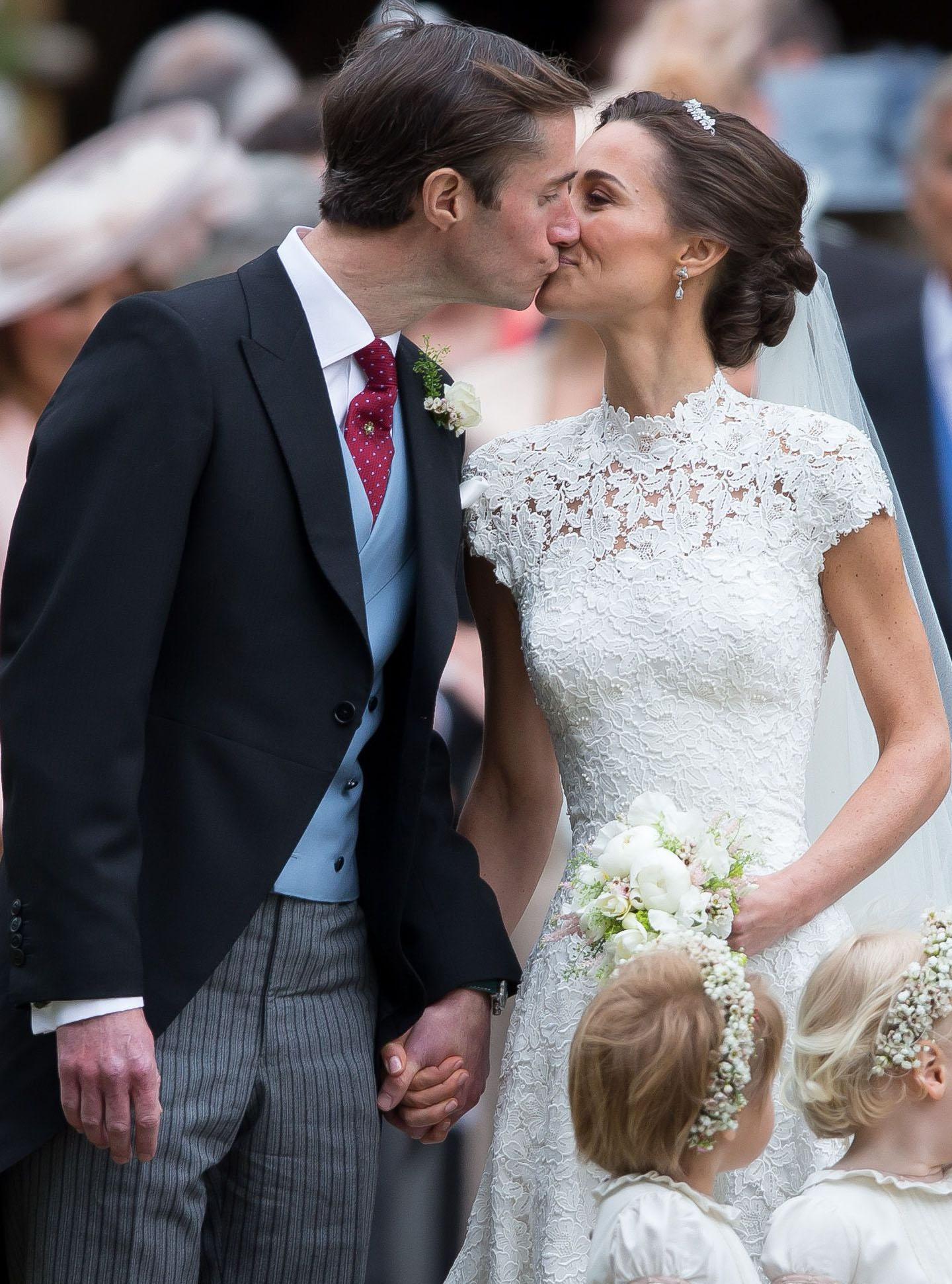 Pippa Middleton wedding