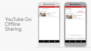 YouTube Go on a handset