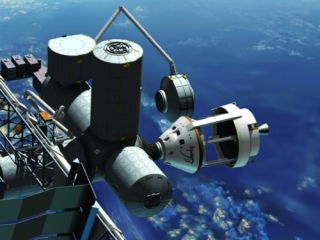Liberty launch system's new pressurized cargo pod