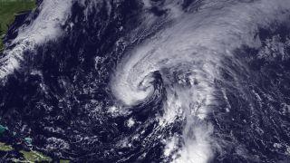 subtropical storm Melissa