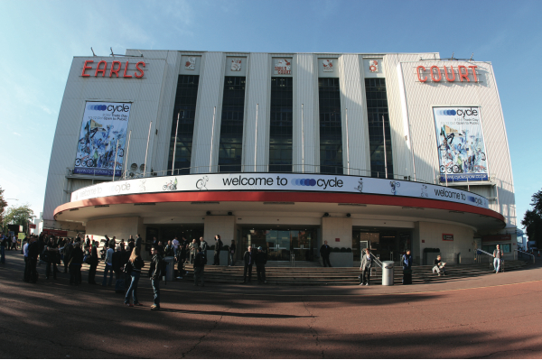 Earls Court Cycle Show